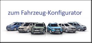 Dacia Fahrzeug Konfigurator