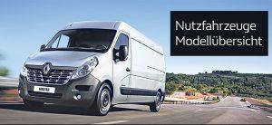 Renault Nutzfahrzeuge-Modelluebersicht
