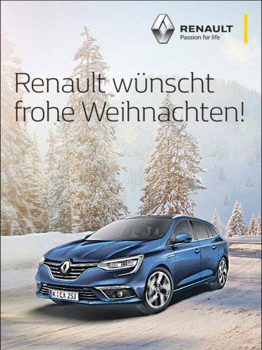 Autohaus Beisswänger wünscht frohe Weihnachten !