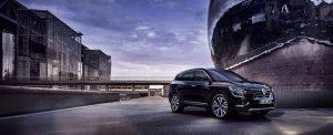 Koleos der neue Renault SUV