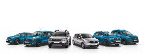 Slider-Dacia-Modelle