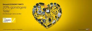 Renault Parts Aktion
