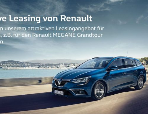 All Inclusive Leasing von Renault
