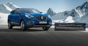 Der neue KADJAR beim Renault- & Dacia-Tag