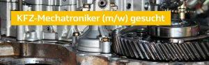 KFZ-Mechatroniker (m/w) gesucht