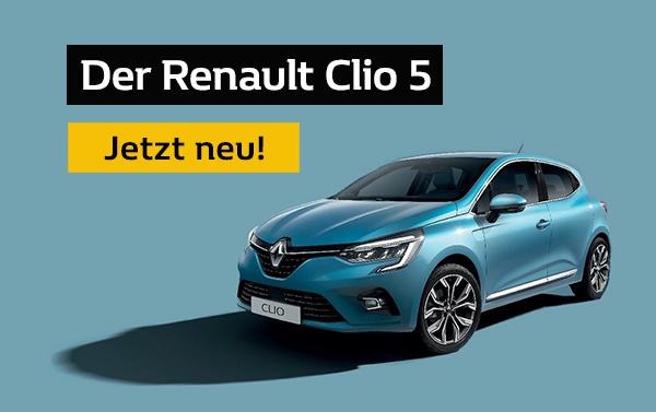 Der neue Clio 5