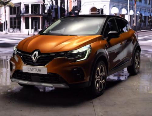 Der neue Renault CAPTUR ist da!