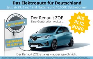 FB-ZOE - Das Elektroauto für Deutschland