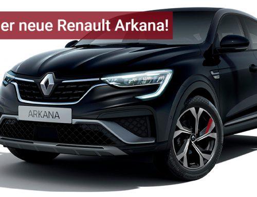 Der neue Renault ARKANA