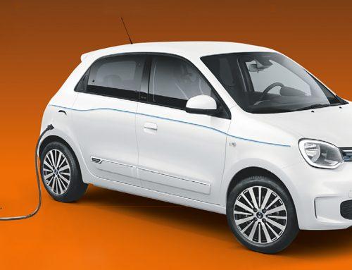 Der neue Renault TWINGO Electric ZEN
