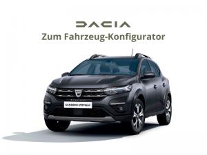 DACIA-Fahrzeugkonfigurator