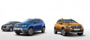 Dacia-Modelle