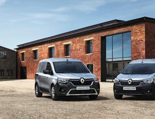 Der neue Renault Kangoo Rapid& Renault Express